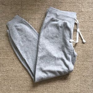 J. Crew Fleece Sweatpants
